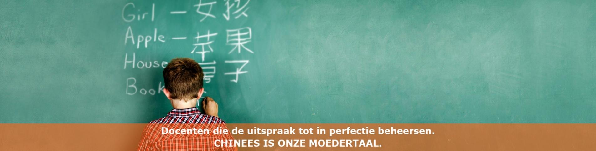 Chinees Chinese Les Leren onderwijs cursus taal spoed Gooi Vecht Eem Baarn Hilversum Utrecht