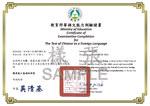 leraar school chinees docent chinese taal cursus mandarijn